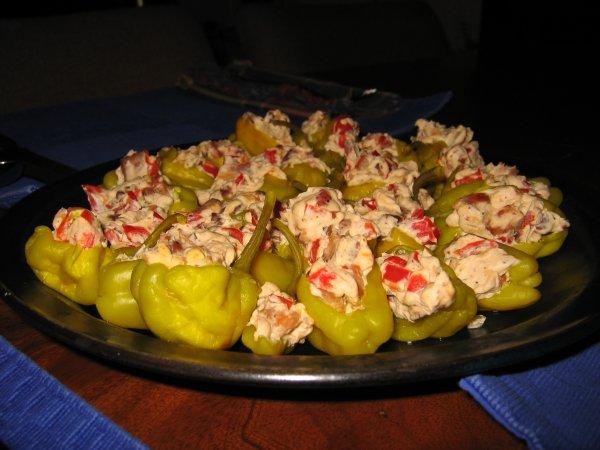 Stuffed Pepperoncini